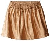 Little Marc Jacobs Fancy Iridescent Twill Skirt (Little Kids/Big Kids)