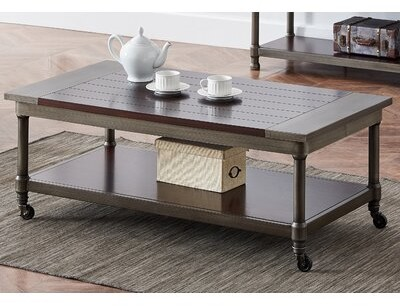 Williston Forge Yarger Coffee Table With Storage Shopstyle