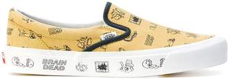 Vans LX Braindead slip on sneakers