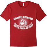 Special Tee Men's Camel Towing When Its Wedged In The Tight Well Pull T-Shirt Small