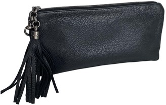 Gucci Hobo Black Leather Clutch bags