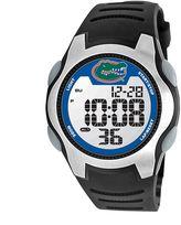 Game Time Training Camp Series Florida Gators Silver Tone Digital Chronograph Watch - COL-TRC-FLA - Men