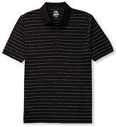 Cutter & Buck Golf Drytec Franklin Horizontal Stripe Polo Shirt