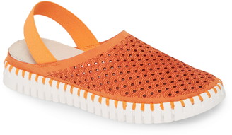 Ilse Jacobsen Tulip Perforated Slingback Sneaker