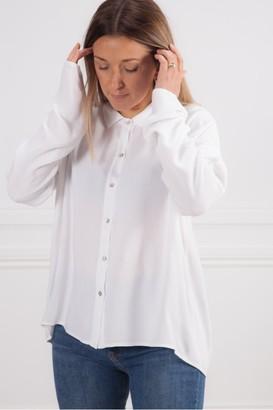 Crossley Ust Crepe Shirt - Xsmall