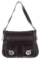 Marc Jacobs Leather Sofia Shoulder Bag