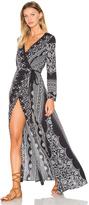 The Jetset Diaries Las Estrellas Maxi Dress