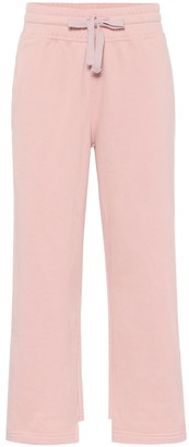 adidas by Stella McCartney Essentials cotton trackpants