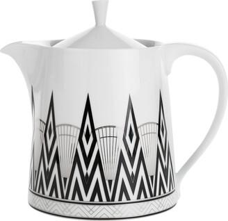 A By Amara A by Amara - Addison Porcelain Teapot
