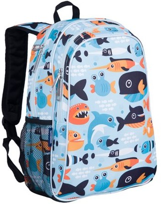 Wildkin Big Fish 15 Inch Backpack