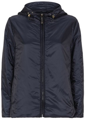 Max Mara The Cube Hooded Jacket