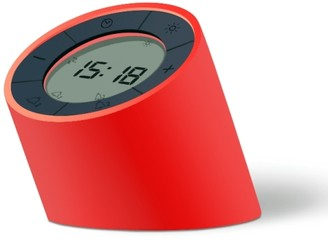 GINGKO Red Edge Alarm Clock