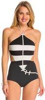 Kate Spade Balboa Island Novelty Kite One Piece Swimsuit 8142849