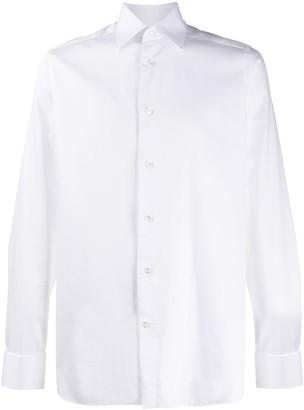 Ermenegildo Zegna Long Sleeve Dress Shirt