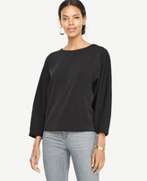 Ann Taylor Structured Dolman Top