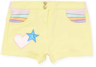 Little Marc Jacobs Embroidery Short
