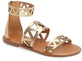 Soludos Women's Ankle Cuff Sandal