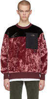 The North Face Black Series Red Velvet City Sweater