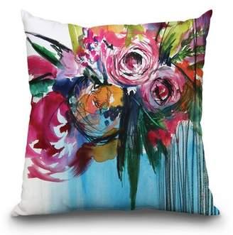 PARADISO Throw Pillow East Urban Home