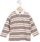 Burberry Boys' Striped Collared Shirt