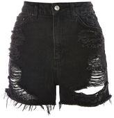 Tall rip longline mom shorts