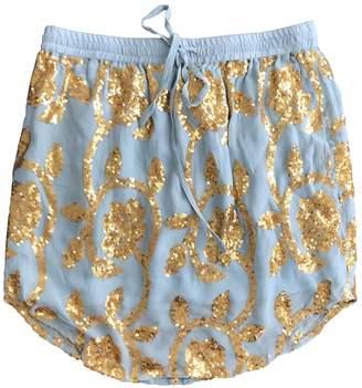 Ganni Blue Skirt for Women