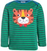 Frugi BOBBY APPLIQUE Long sleeved top green