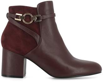 Jonak Sid Leather Boots