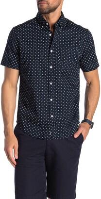 Original Penguin Star Print Slim Fit Shirt