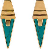 Eddie Borgo Turquoise Drop Earrings w/ Tags