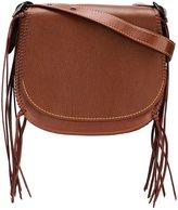 Coach 'Saddle' cross body bag - women - Leather - One Size