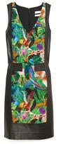 Leather Jungle Dress