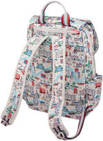 Cath Kidston London Map Buckle Backpack
