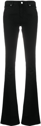 Victoria Victoria Beckham Skinny Flared Jeans