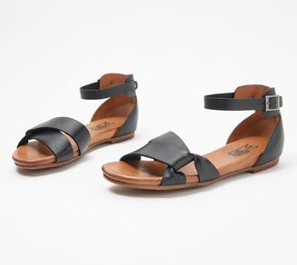 Miz Mooz Leather Sandals - Altaire