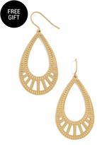 BaubleBar Reema Hoop Earrings