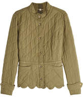 Burberry Wenlock 45 Quilted Jacket