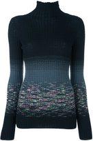 Missoni turtle neck jumper - women - Wool - 44