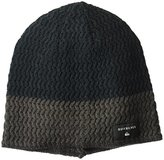 Quiksilver Men's Cushy Color Block Beanie