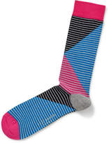 Ted Baker Varigated Stripe Organic Sock