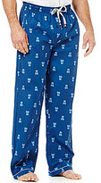 Psycho Bunny Allover Print Woven Pajama Pants