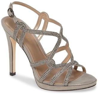 Pelle Moda Jonah Embellished Sandal