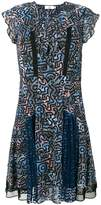 Coach X Keith Haring prairie dress