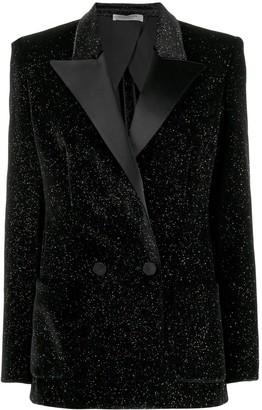 Philosophy di Lorenzo Serafini Glitter Blazer Jacket