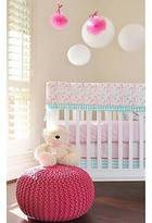 Pam Grace Creations Crib Bedding Set - Posh in Paris - 10pc - Pink