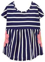 Gymboree Striped Flower Top