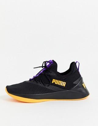 Puma Jaab XT Rave sneakers in black
