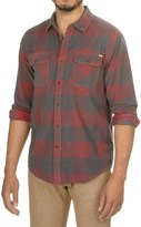 Gramicci Knock On My Door Check Corduroy Shirt - Organic Cotton, Long Sleeve (For Men)