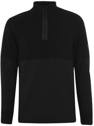 Barbour International Sens Half Zip Sweatshirt