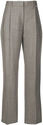 Alexander Wang Pleated Tailored Trousers